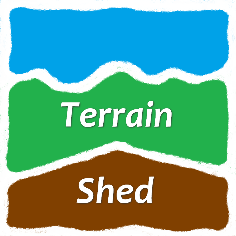 Terrain Shed Gaming